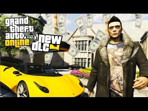 NEW GTA 5 DLC - $50,000,000 Spending Spree! Buying Cars & Brand New Gear! (ILL GOTTEN GAINS DLC)