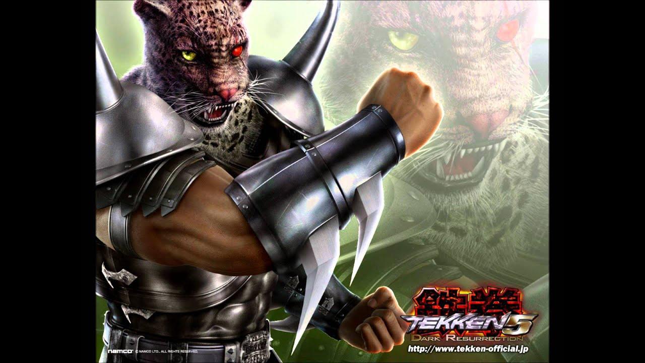 Tekken 5 Dark Resurrection Ost Armor King S Ending Youtube