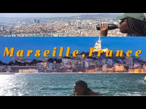 Senior trip to Marseille France Vlog  | Morgan Elizabeth
