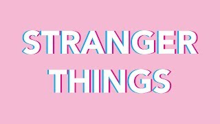 Stranger Things - Tori Morgan