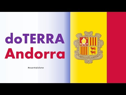 How To Get Started With doTERRA Andorra