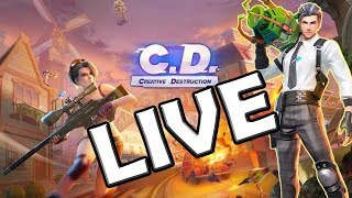 [Live] 🔴 NL/BE even fake fortnite is bet then the real 💯 (Mod Giveaway!)