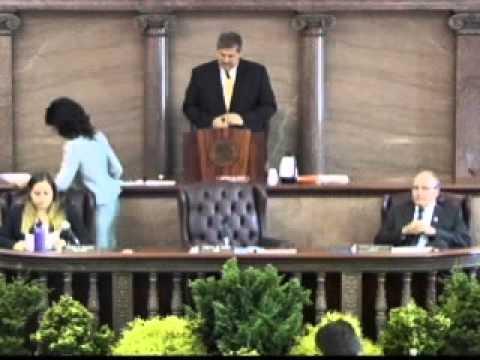 September 2012 Full Legislature