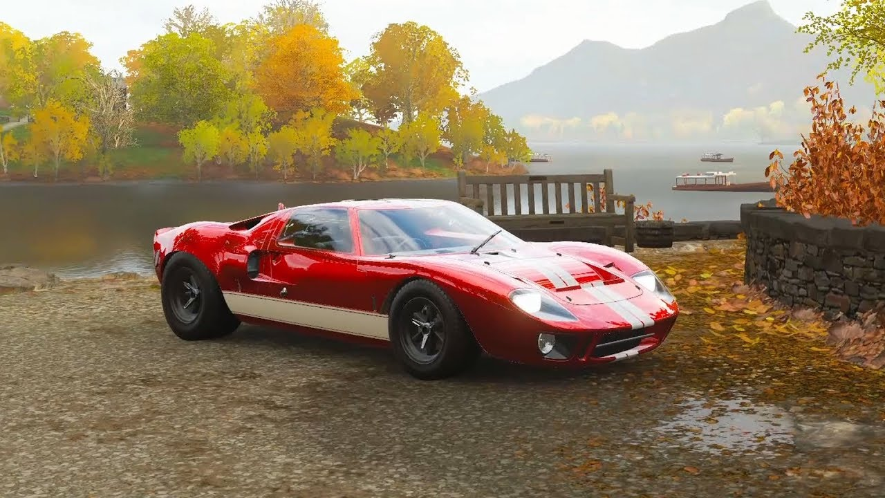 Forza Horizon  Ford Gt   Mkl Supercharger