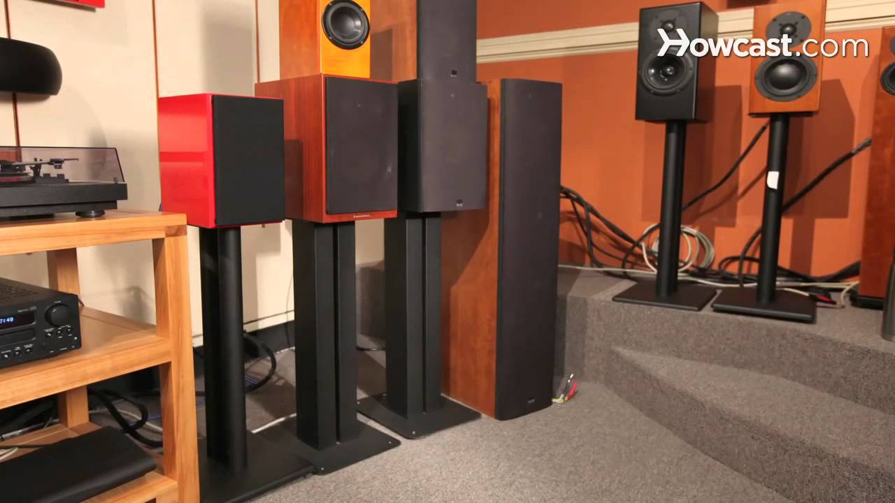 What Are Speaker Stands?  Stereo Guide