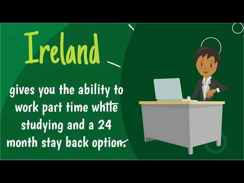 Why study in Ireland