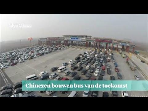 Het nieuwste wapen tegen files in China - Z TODAY