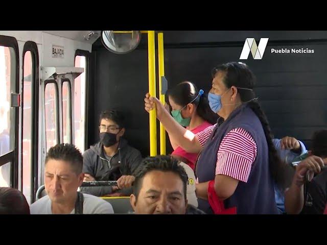 ¿Qué medidas debes tomar para evitar contagio de Covid - 19 en el transporte público?