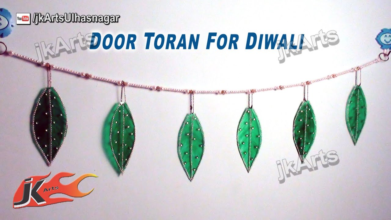 Diy Ohp Toran Bandanwaars How To Make Jk Arts 626