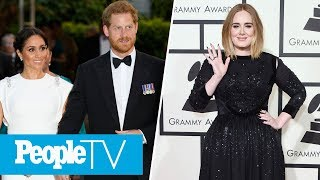 Meghan Markle Gives Birth To Royal Baby Boy, Adele Teases Possible New Album | PeopleTV