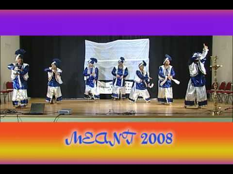 MEANT FEST 2008 Mallu Bhangra (Official Video** Ka...