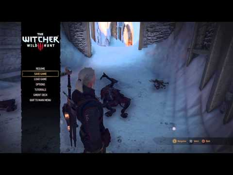 The Witcher 3: Through time and Space | Find the next passage
