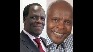 Seneta Irungu Kang'ata awasifu magavana Oparanya na Kibwana, Kwa nini?
