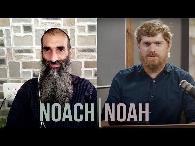 Noach/Noah - The Flood, The Nations & God's Global Mission