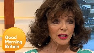 Joan Collins on Her New Film and Why She'll Never Retire | Good Morning Britain