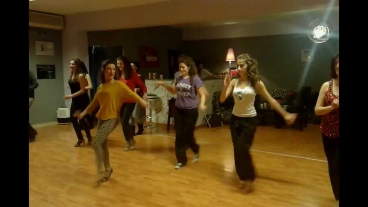 Salsa Class Step Up Dance Studio Thessaloniki Youtube