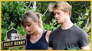 Taylor Swift & BF Joe Alwyn Spotted Together and Living Out the