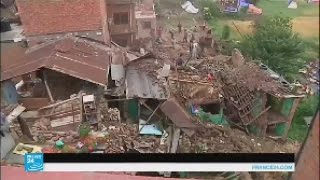 نيبال تحيي ذكرى مرور عام على زلزال مدمر وآلاف الناجين ما زالوا ينتظرون