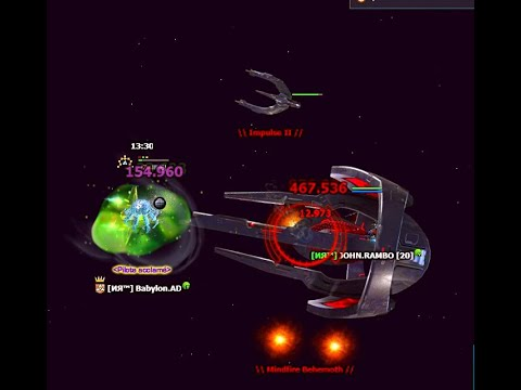 Dark Orbit - Solo Mindfire Behemoth 2021
