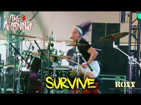 The Warning - Survive (Roxy Fest)