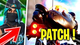 🔴 [ LIVE FORTNITE ] LE ROBOT BRUTE A ENFIN ÉTÉ PATCH ! GAME ABO-SPONSO