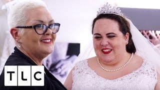 Body-Confident Bride finds her Dream Dress! | Curvy Brides' Boutique