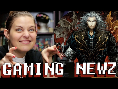 Castlevania Netflix Show!  | GAMING NEWZ