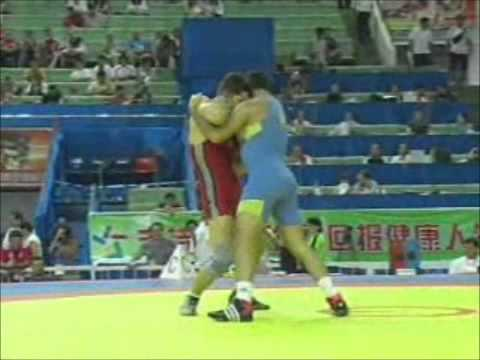Two-on-One Combinations  Ara Abrahamian