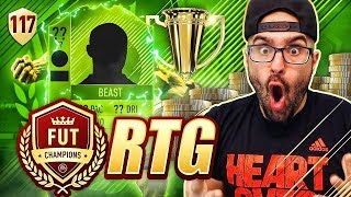 OMG WE PURCHASED THE BEST CARD IN THE GAME! FIFA 18 Ultimate Team Road To Fut Champions #117 RTG