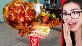 Restaurants With CRAZY FOOD SERVINGS