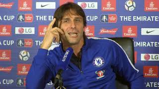 Conte hits back at Mourinho's clown remarks