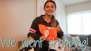 Shopping at the mall during a Tropical Storm! Shopping Haul 2018