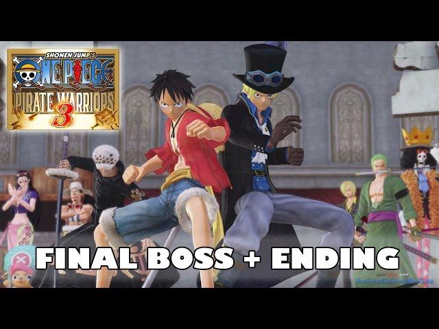 One Piece: Pirate Warriors 3 (видео)