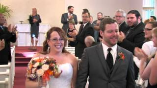 Andrea & Thomas Wedding Highlights, Farmington, Livonia, MI