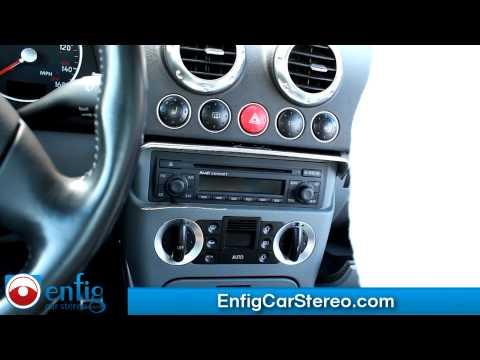 Bluetooth USB with iPod & Aux option INSTALLATION Audi TT 2002-2006 Dension GBL3AU2
