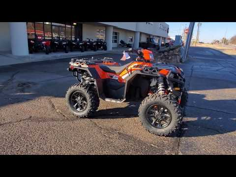 NEW 2020 Polaris Sportsman XP 1000 S at Bartlesville Cycle Sports in Bartlesville, OK