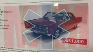 The early years of the automobile Part 4 Classic Auto Mall MustangMedic visit!
