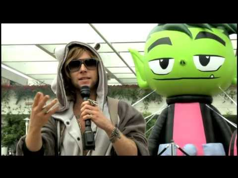 Teen Titans Go! Voice Cast at San Diego Comic Con SDCC 2013 720p HD