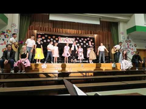 St Hedwig School 2017 Spring Sing Grade 6 and 7