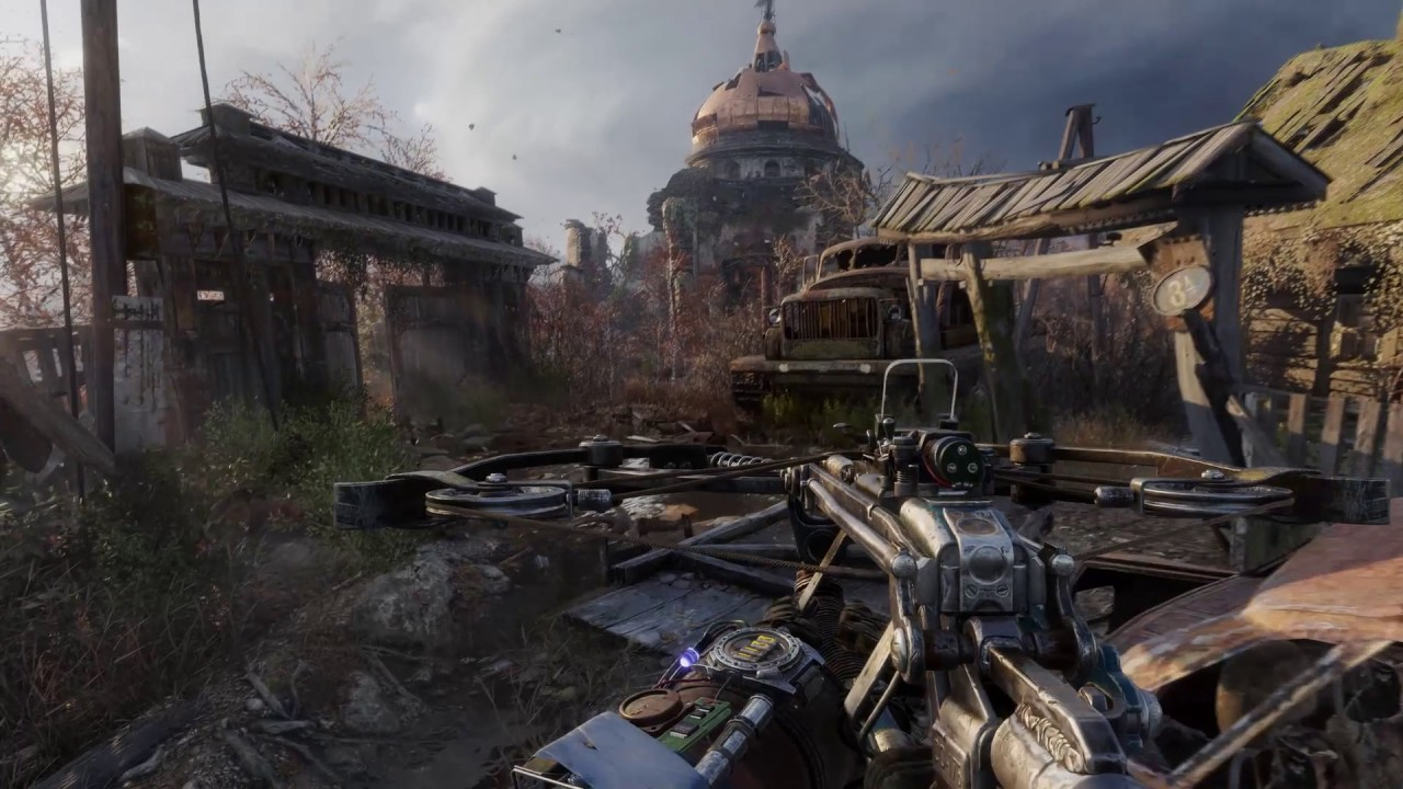 Metro Exodus Will Not Have Any Platform Exclusive Content; Picks Up After the ...