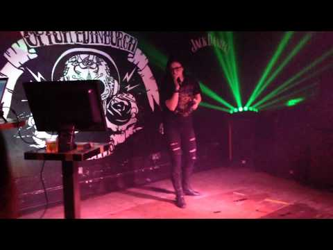 Brittney Slayes - Queen of the Reich Karaoke - Edinburgh