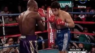 Ike Quartey vs Jose Luis Lopez .
