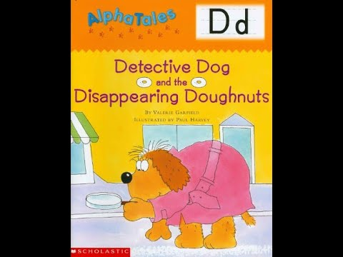 CADC Magnet Cove Head Start/ABC-Ms. Sam Detective Dog And The Disappearing Doughnuts