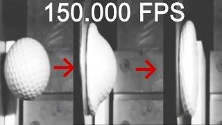 TIR BALLE DE GOLF 12 BARS 150.000 fps - FAKE?