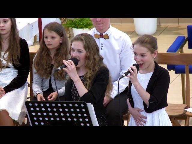 Detský orchester v Žiline: Boh je láska