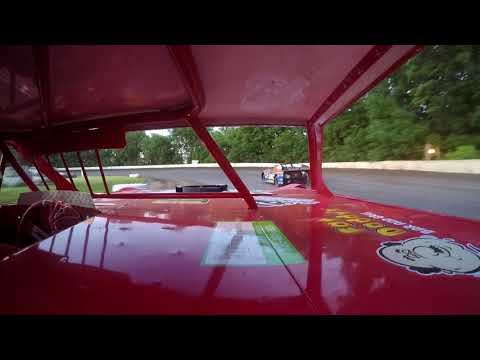 Jeff Crouse Racing.  KRA Speedway.  Super Stock.  5/31/18.  GOPRO