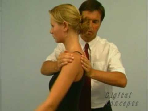 Shoulder Painful arc MWM