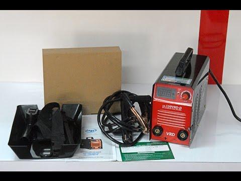 Máy hàn điện tử LEGI LG-150VRD-D – MMA inverter DC Welding Machine