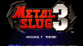 Metal Slug 3 - OST