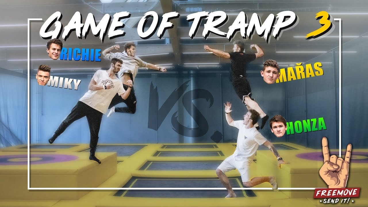 GAME OF TRAMP #3 | Freemove